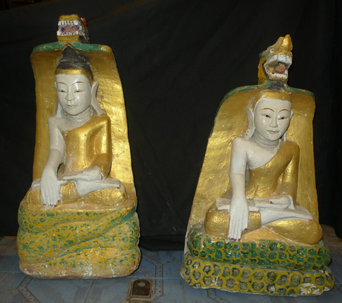 Burmese Buddha, sold by one