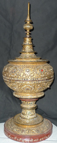 K4240-US Hsun Hok - temple food vessel  Status : Inquire Click on picture for enlarge
