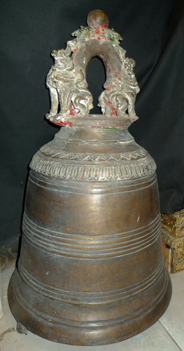 K4380-EA Simple temple bell  Status : Inquire Click on picture for enlarge