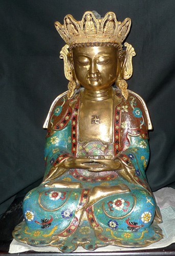 K4400-UM Taiwanese Buddha  Status : Inquire Click on picture for enlarge