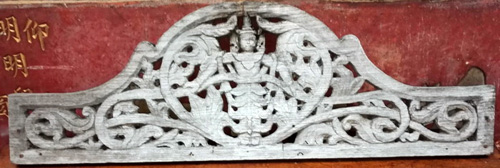 K4980-UD Thevada Temple Wood Carving  Status : Inquire Click on picture for enlarge