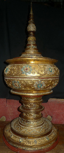 K5590-TB Hsun Hok - temple food vessel  Status : Inquire Click on picture for enlarge
