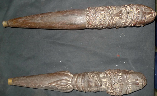 Opium pipe, sold by one