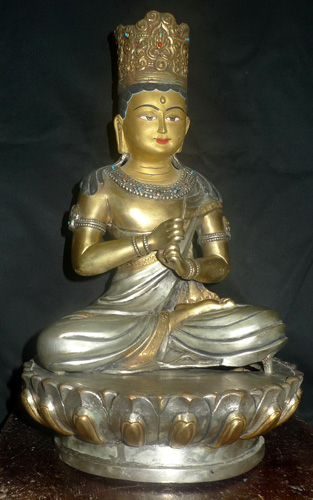 Jata Avalokiteshvara (matted hair)