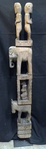 K7260-UD Folk wood carving  Status : Inquire Click on picture for enlarge