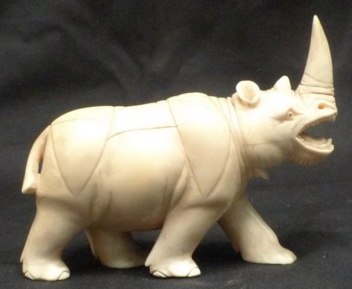 K8870-TB Rhinoceros  Status : Available Click on picture for enlarge