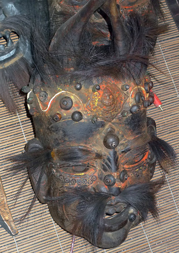 K8910-NX Shaman mask  Status : Available Click on picture for enlarge