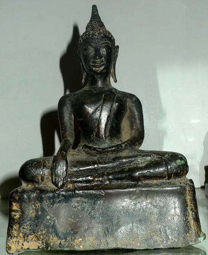 K9350-UW Kampaeng Phet Buddha  Status : Inquire Click on picture for enlarge