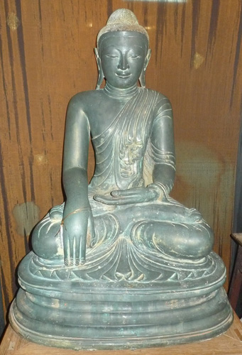 Early Mandalay Buddha, price on demand