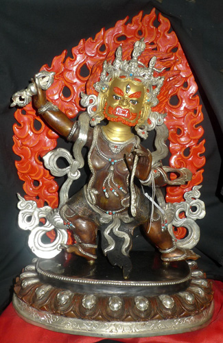 L2370-HA Mahakala  Status : Available Click on picture for enlarge