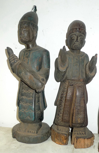 Pair of priests