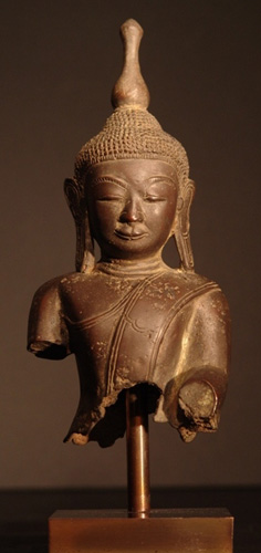 Shan Buddha, located in Europe