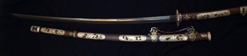 L5740-UM Sword  Status : Available Click on picture for enlarge