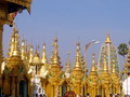Shwedagon skyline